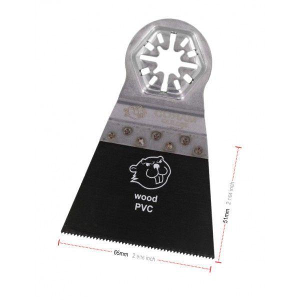 Zaagblad Standaard 65mm (quick-lock aansluiting)