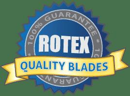 Rotex Blades  | Logo 2013 © | Alle rechten voorbehouden